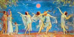 dancing-nymphs