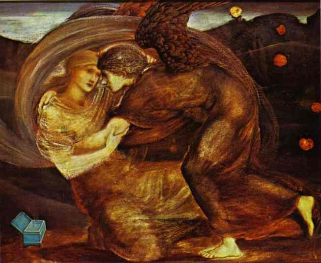 Jungian analysis of eros and psyche