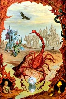 Images of the Zodiac: Contemplating Scorpio | symbolreader