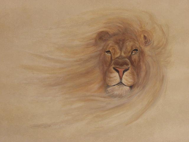 lion-in-sandstorm-sandra-poirier