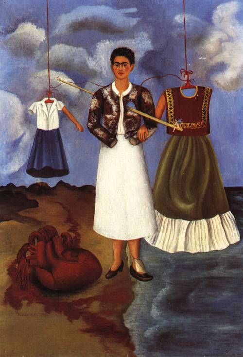 "Frida Kahlo, ""Memory of the Heart"""