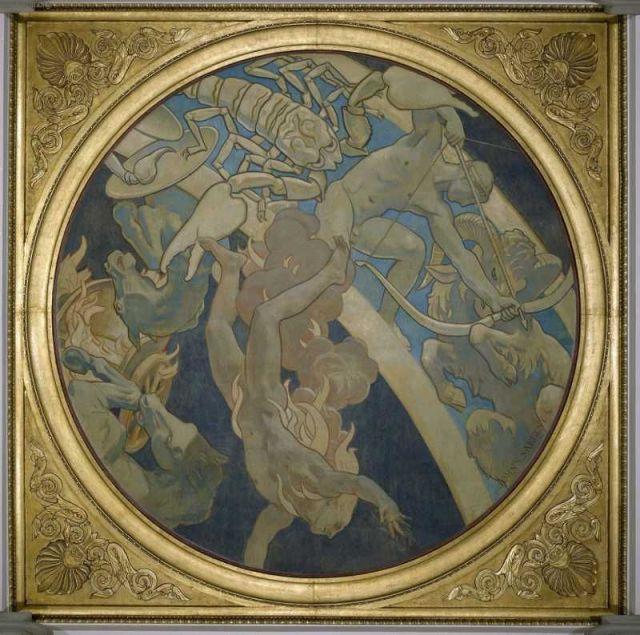 "John Singer Sargent, ""Phaethon"""