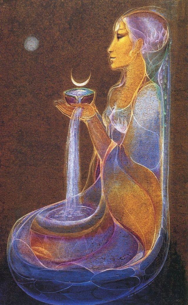 """Susan Seddon Boulet, """"Moon Cup"""""""