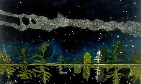"Peter Doig, ""Milky Way"""