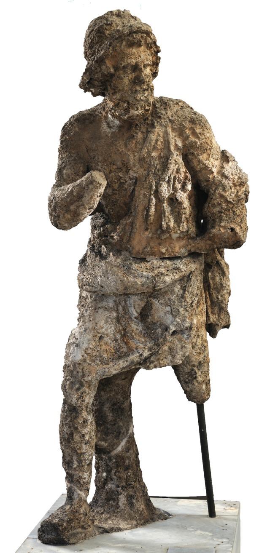 Odysseus, via http://antikythera.whoi.edu/artifacts/marble-statues/