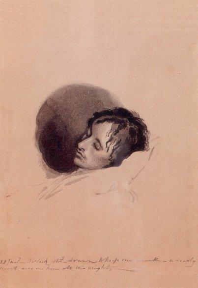 Keats deathjosephsevern