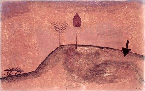 poster-landschaft-im-abendrot-168865