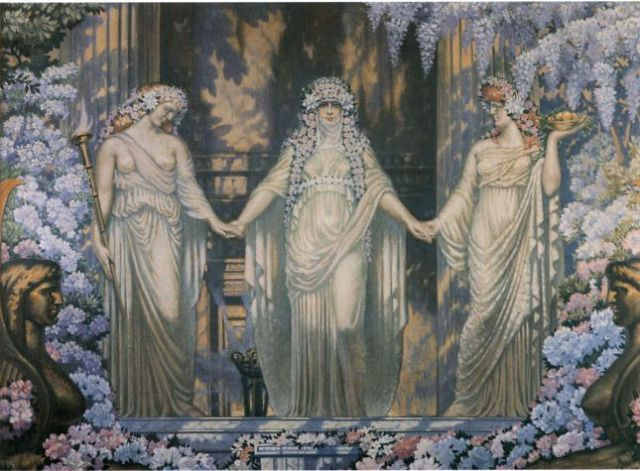 jean-delville-the-women-of-eleusis