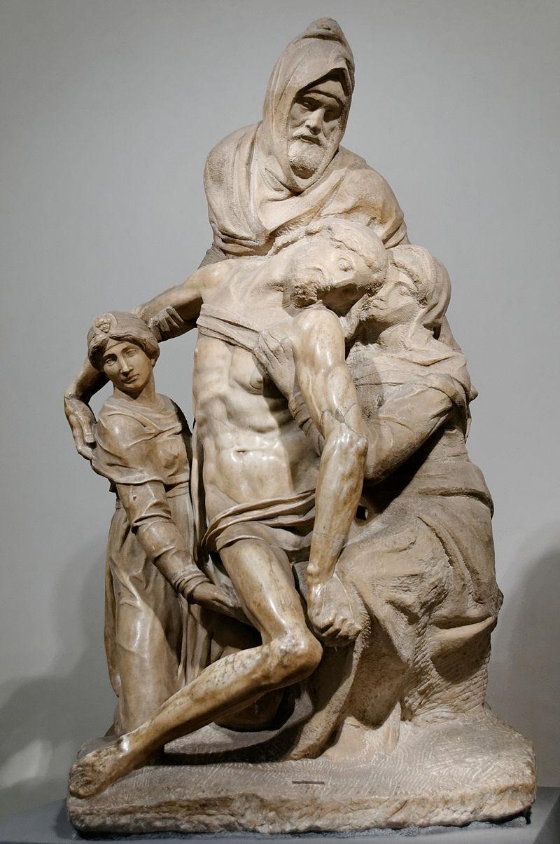 800px-Pieta_Bandini_Opera_Duomo_Florence_n01
